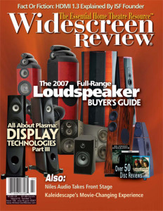 Widescreen Review Issue 122 Best Selling Cover Of All Time