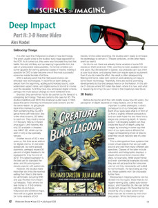 Widescreen Review Issue 133 Series Layout Example