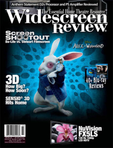 Widescreen Review Issue 148 Cover