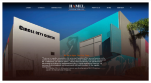Hamel Contracting, Inc. with Fred Lamb Design