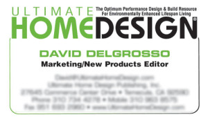 Ultimate Home Design Business Card