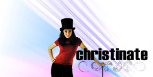 christinate original logo and motion photography