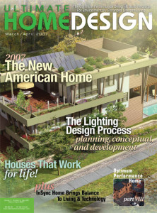 Ultimate Home Design Issue 8 Magazine Cover