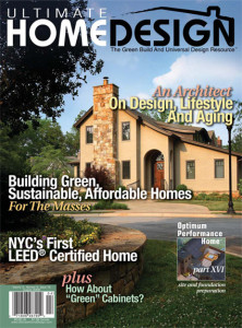 Ultimate Home Design Issue 16 Magazine Cover